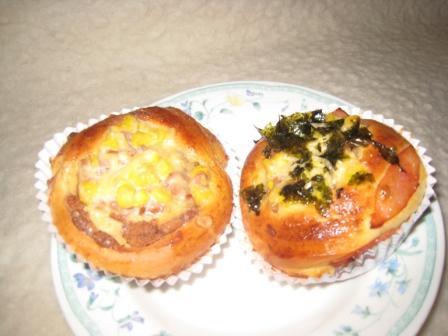 火腿玉米乳酪堡、肉松玉米乳酪堡2.JPG