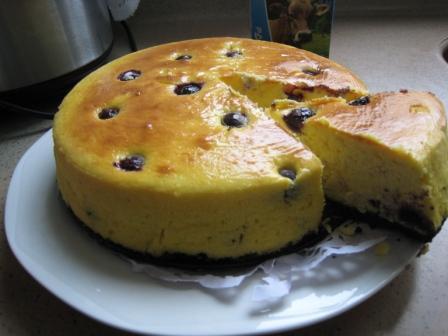 椰香蓝莓芝士蛋糕3.JPG