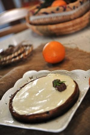 巧克力咖啡芝士蛋糕1.JPG